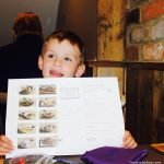 Eating out with kids - Giggling Squid Restaurant Review