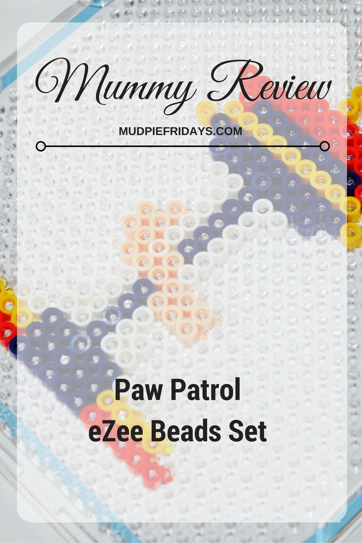 Paw Patrol eZee Beads Set