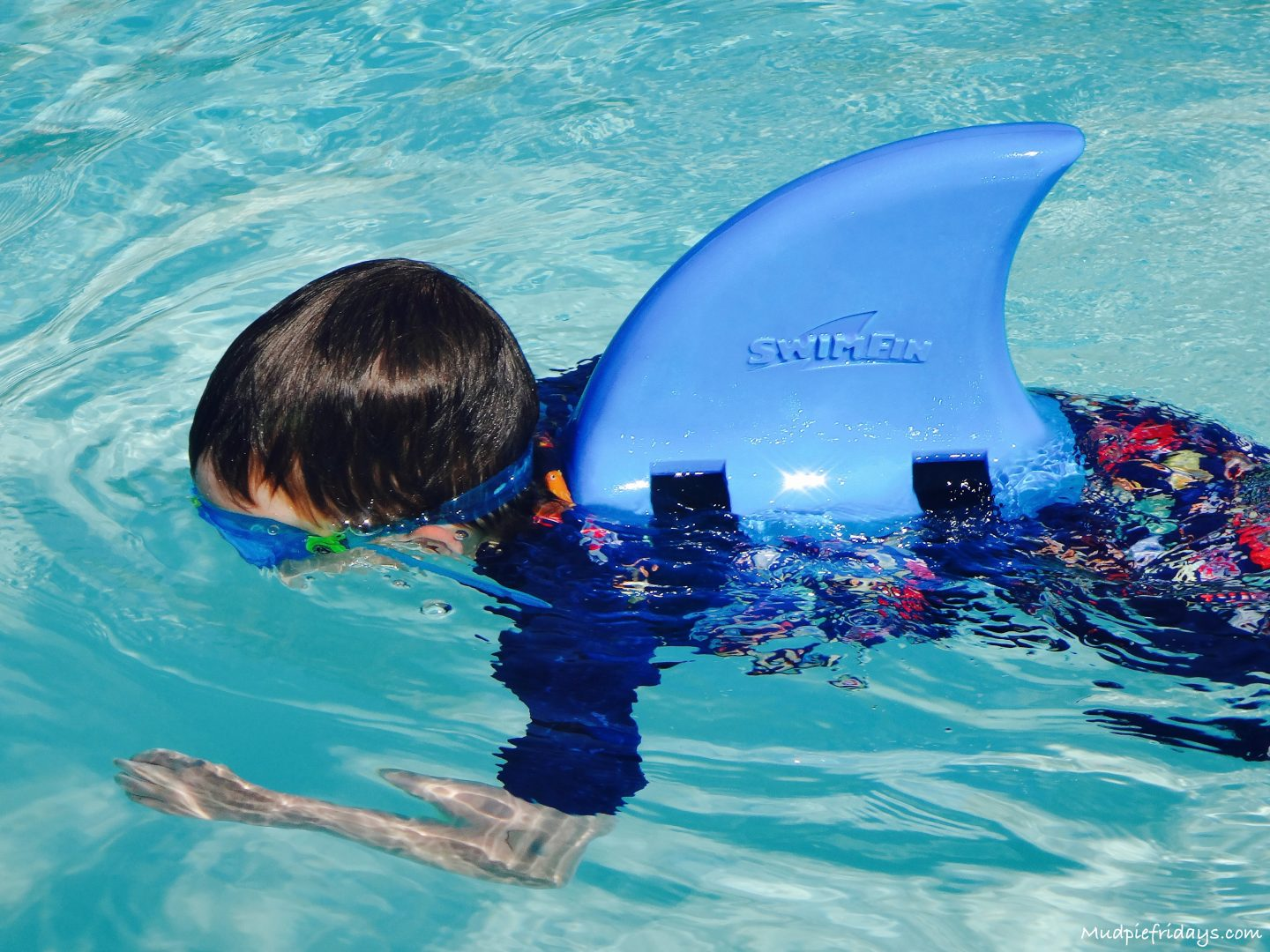 Water Confidence with Swinfin