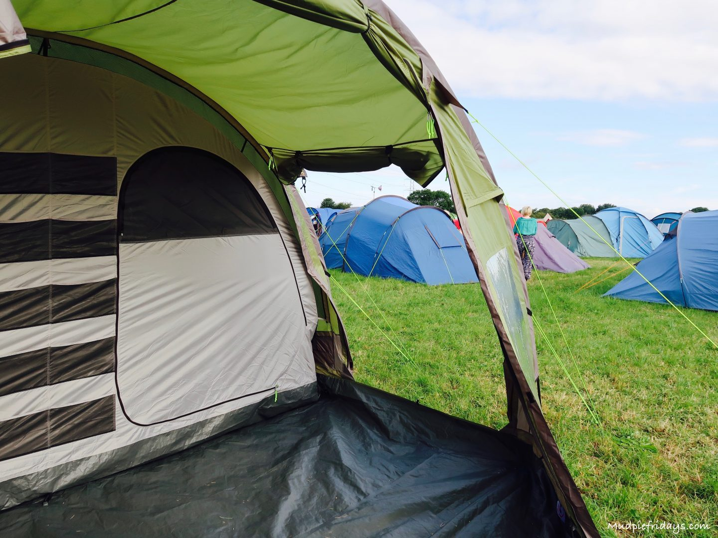 Both nights it rained heavily and we all survived unscathed the tent did a great job even though it was horrid outside. In the mornings we opened up the ... & Eurohike 600 Rydal Tent Review - mudpiefridays.com