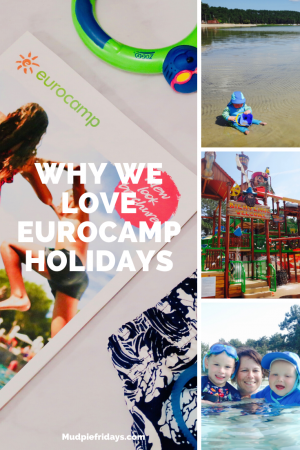 why we love Eurocamp holidays