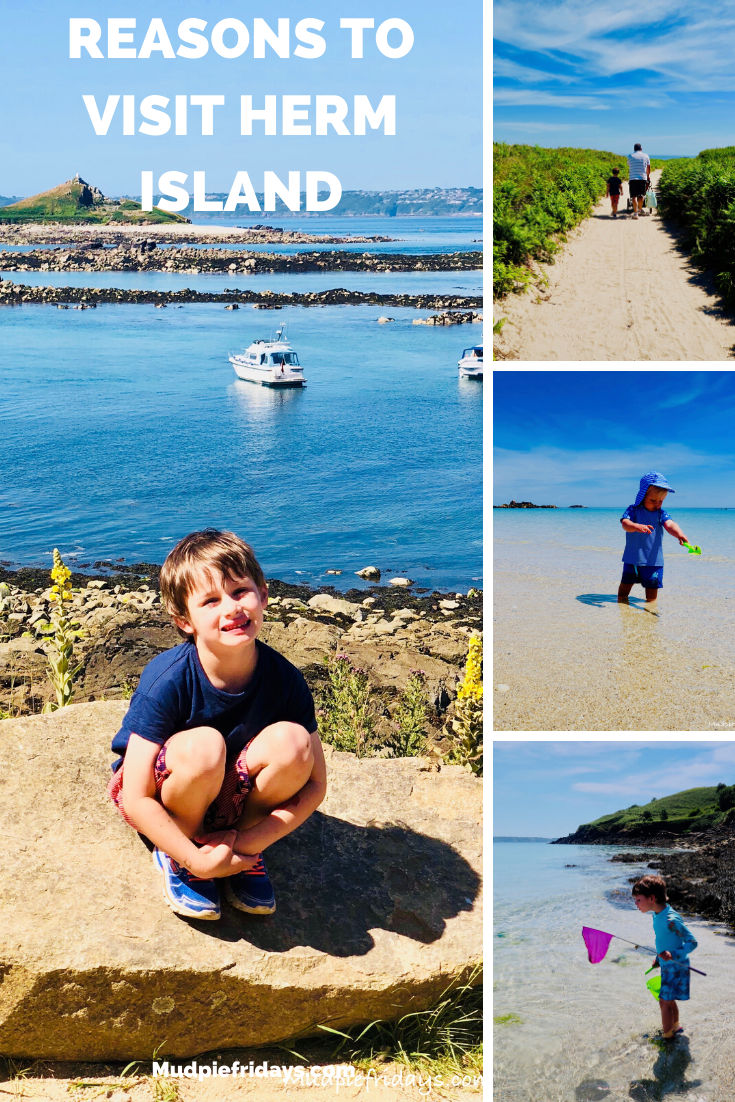 Reasons to visit Herm Island