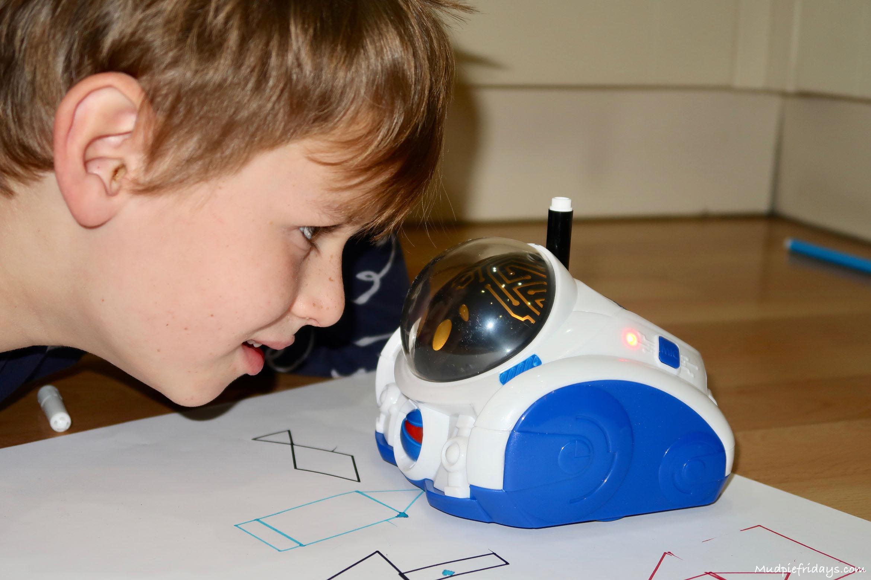 Review: Clementoni Science Museum Mind Designer Robot