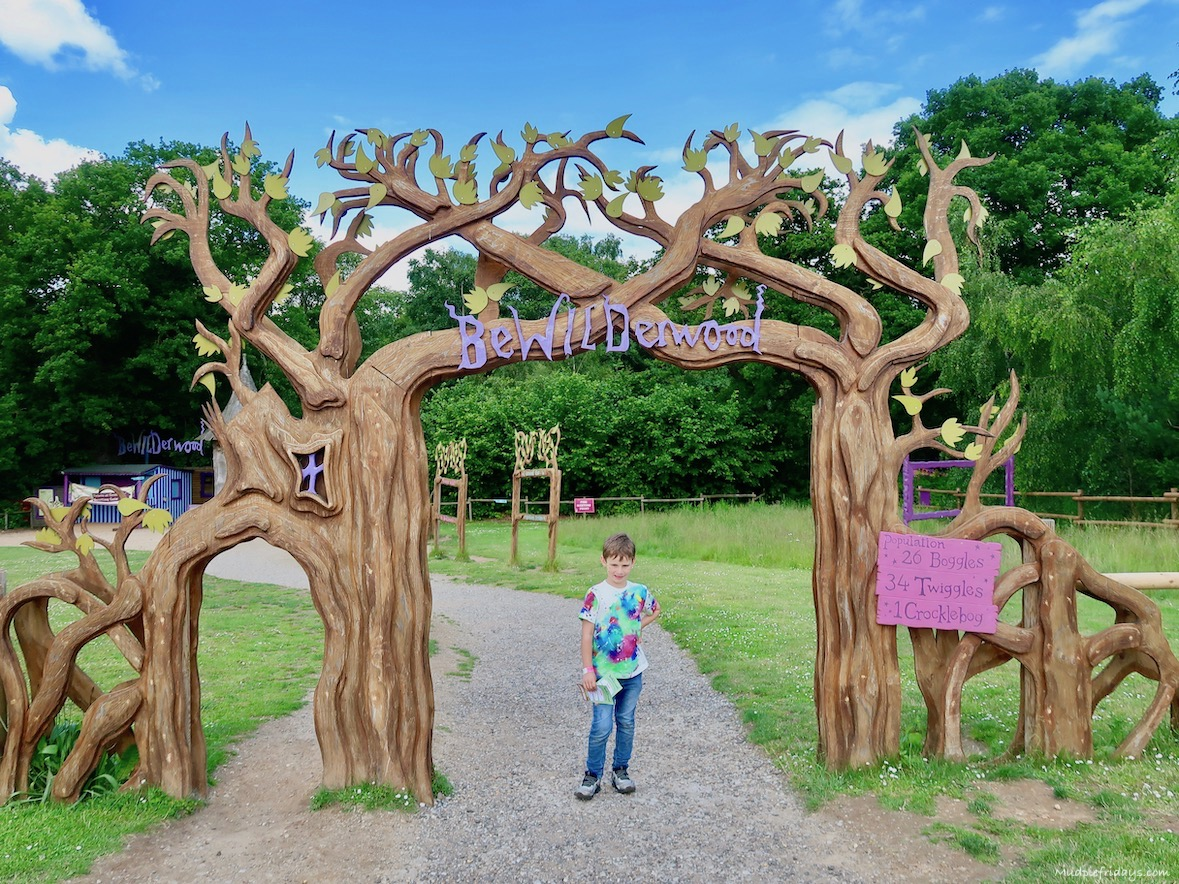 Review Bewilderwood