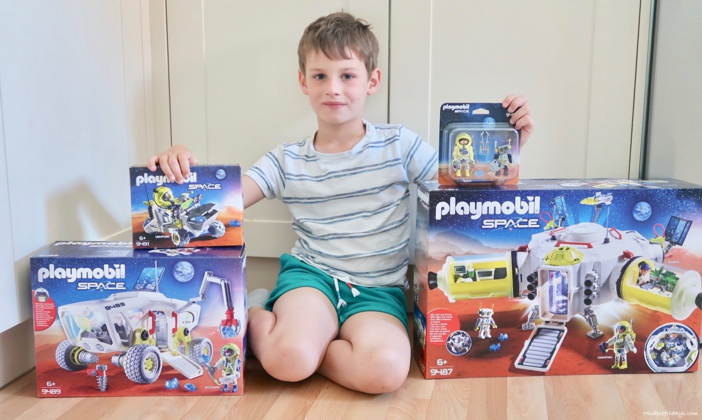 Mission to Mars Playmobil Review