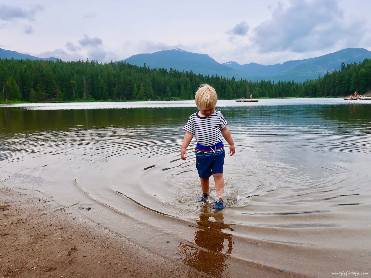 Tips for visiting Whistler with kids in the Summer