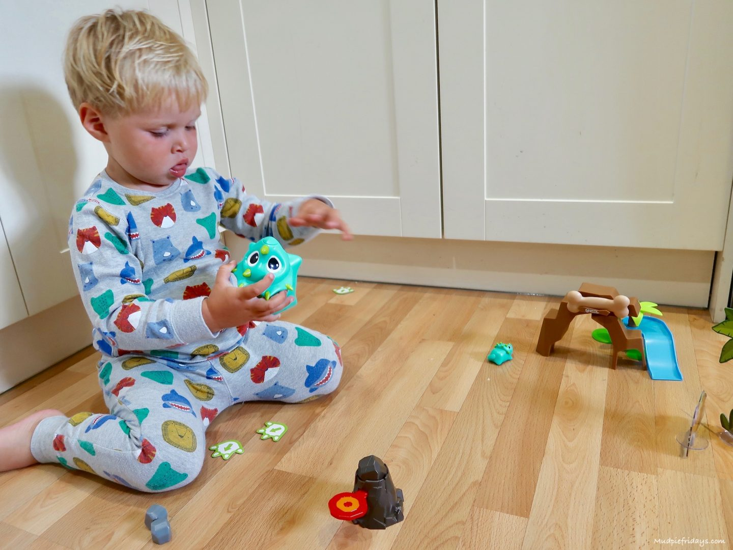 Learning Resources Coding Critters Rumble and Bumble Review & Giveaway