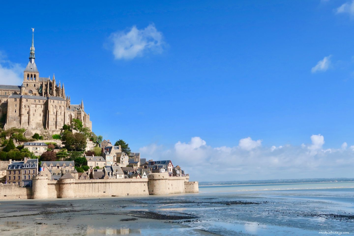 How to get to Le Mont Saint Michel
