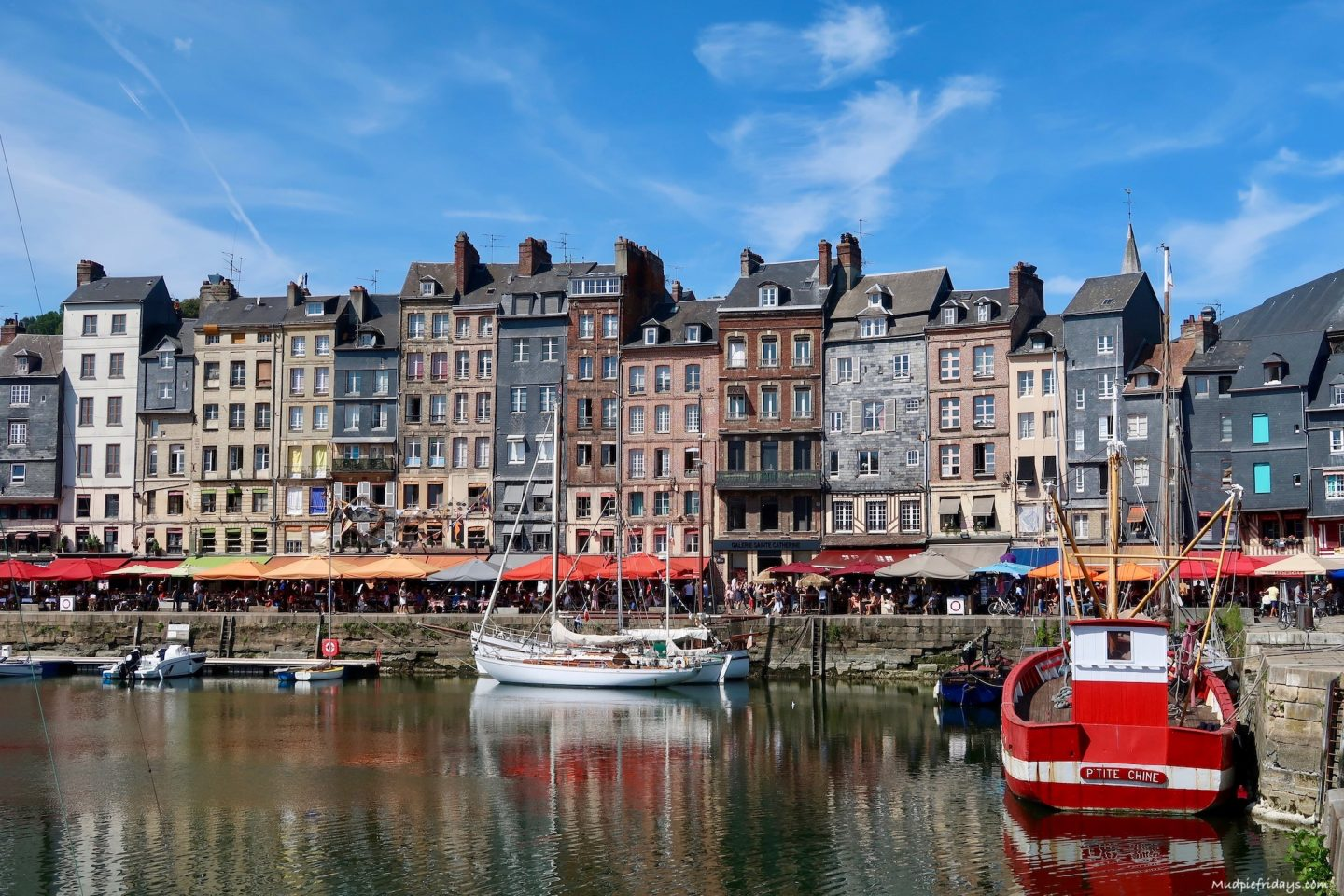 Picture Postcard – Honfleur Normandy