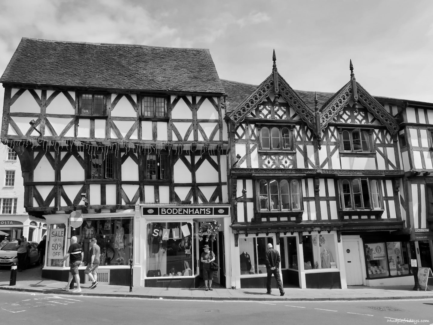 Picture Postcard: Ludlow