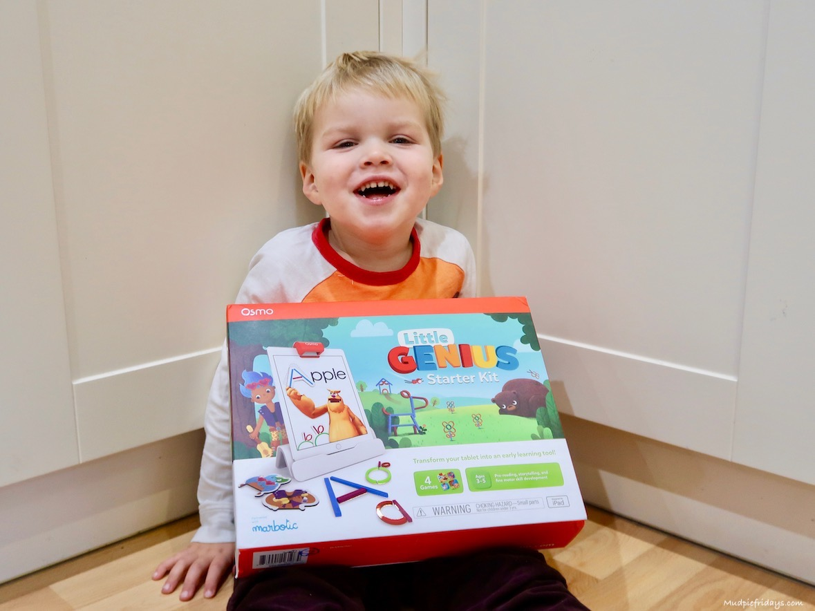 Review Osmo Little Genius Starter Kit