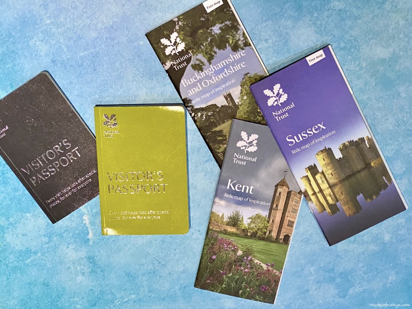 What is a National Trust Passport?