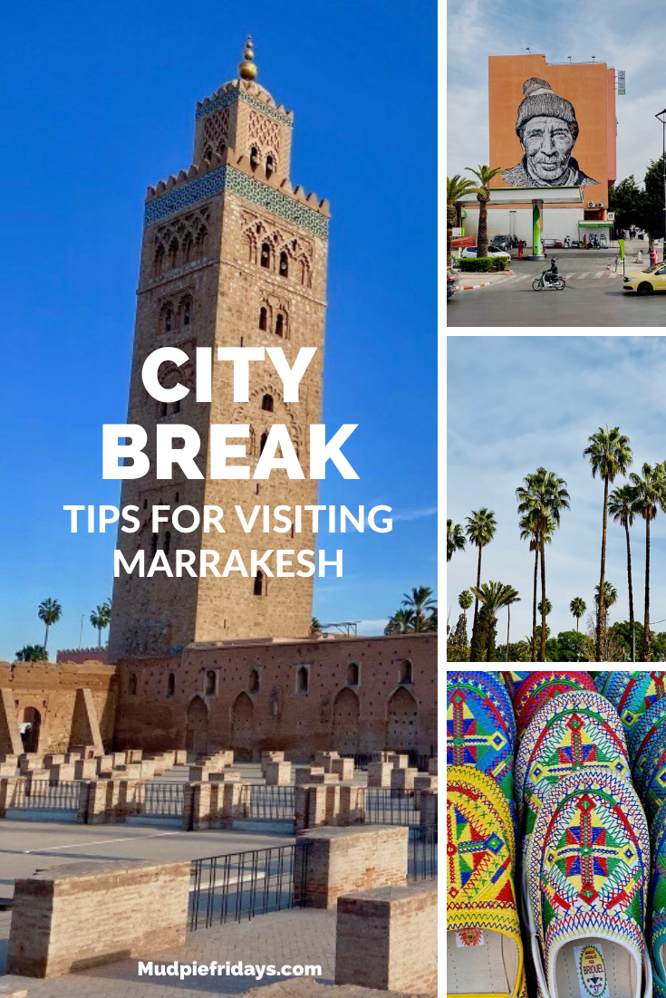 Tips for visiting Marrakesh
