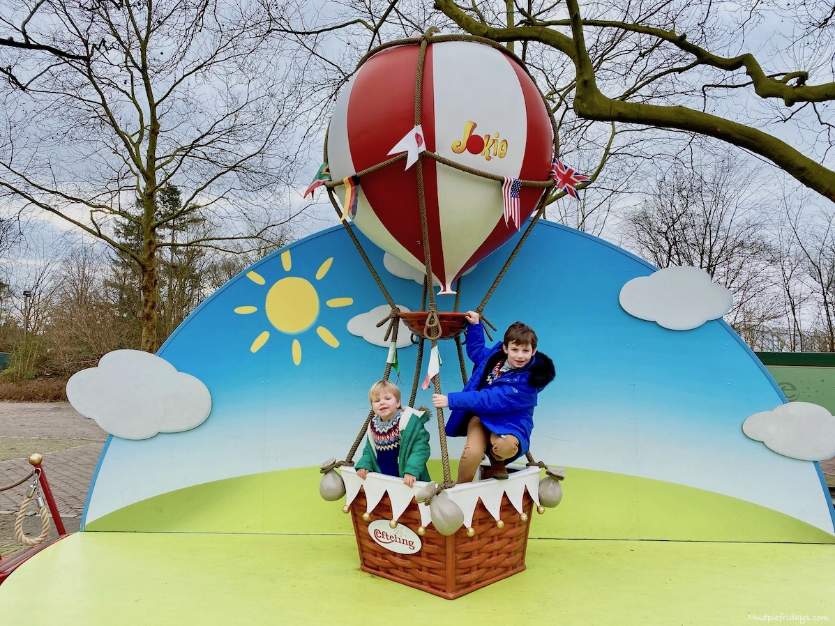 The Best Rides at Efteling for a 3 & 7 Year Old