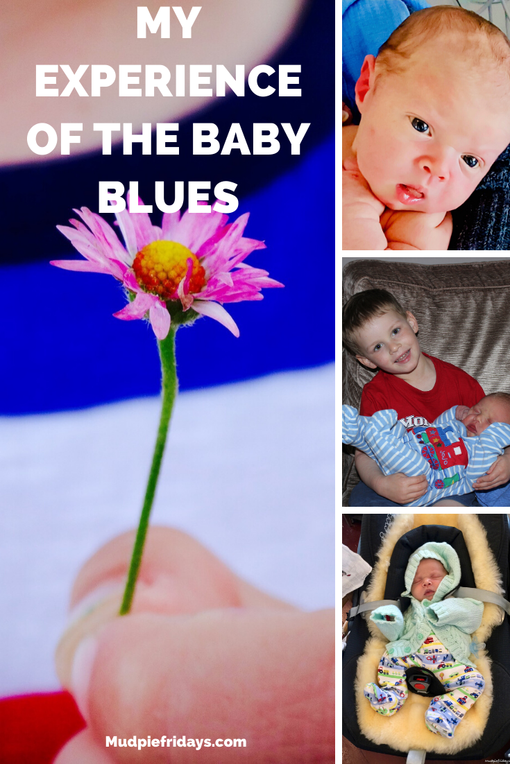 My experience of the baby blues
