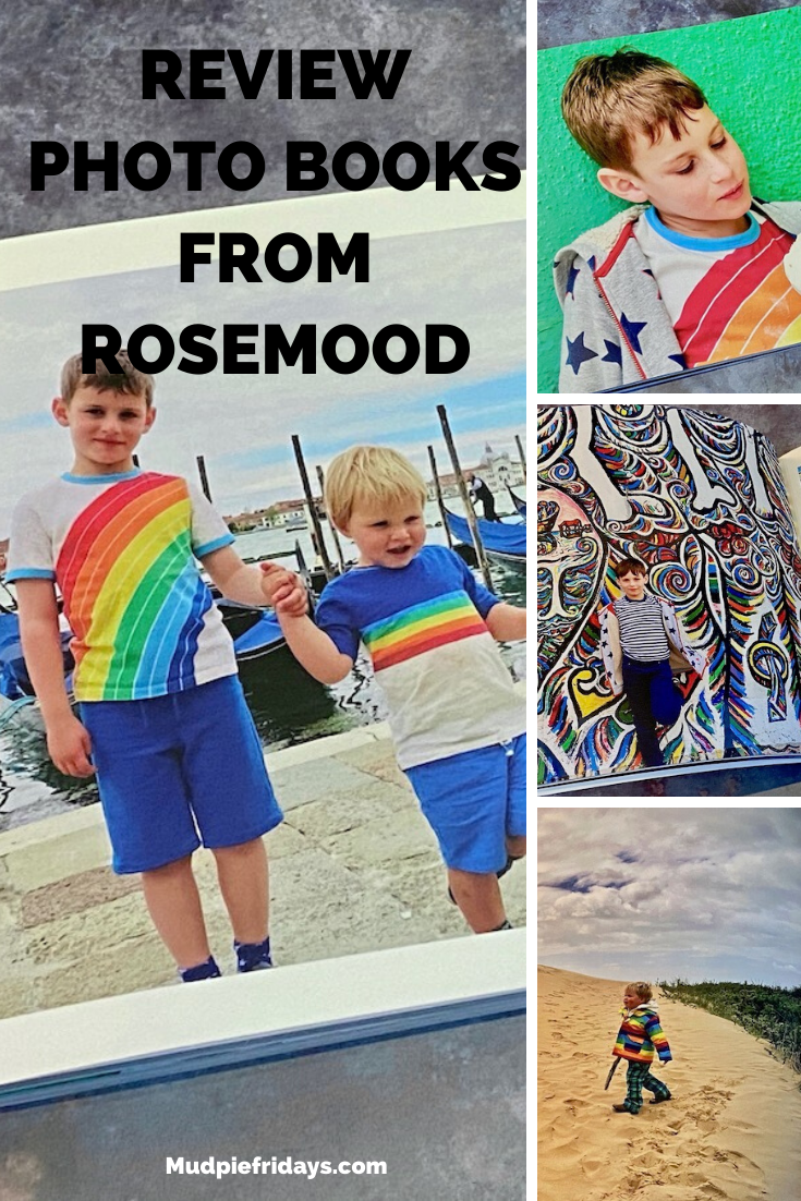 Review Photo books from Rosemood