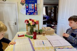 10 Things I learnt from homeschooling first-time round