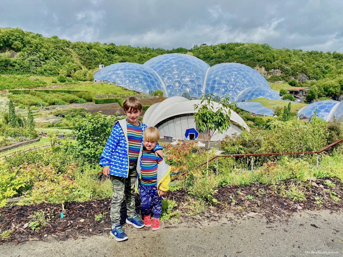 Review the Eden Project after lockdown