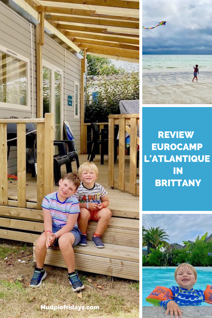 Review Eurocamp L'Atlantique in Brittany