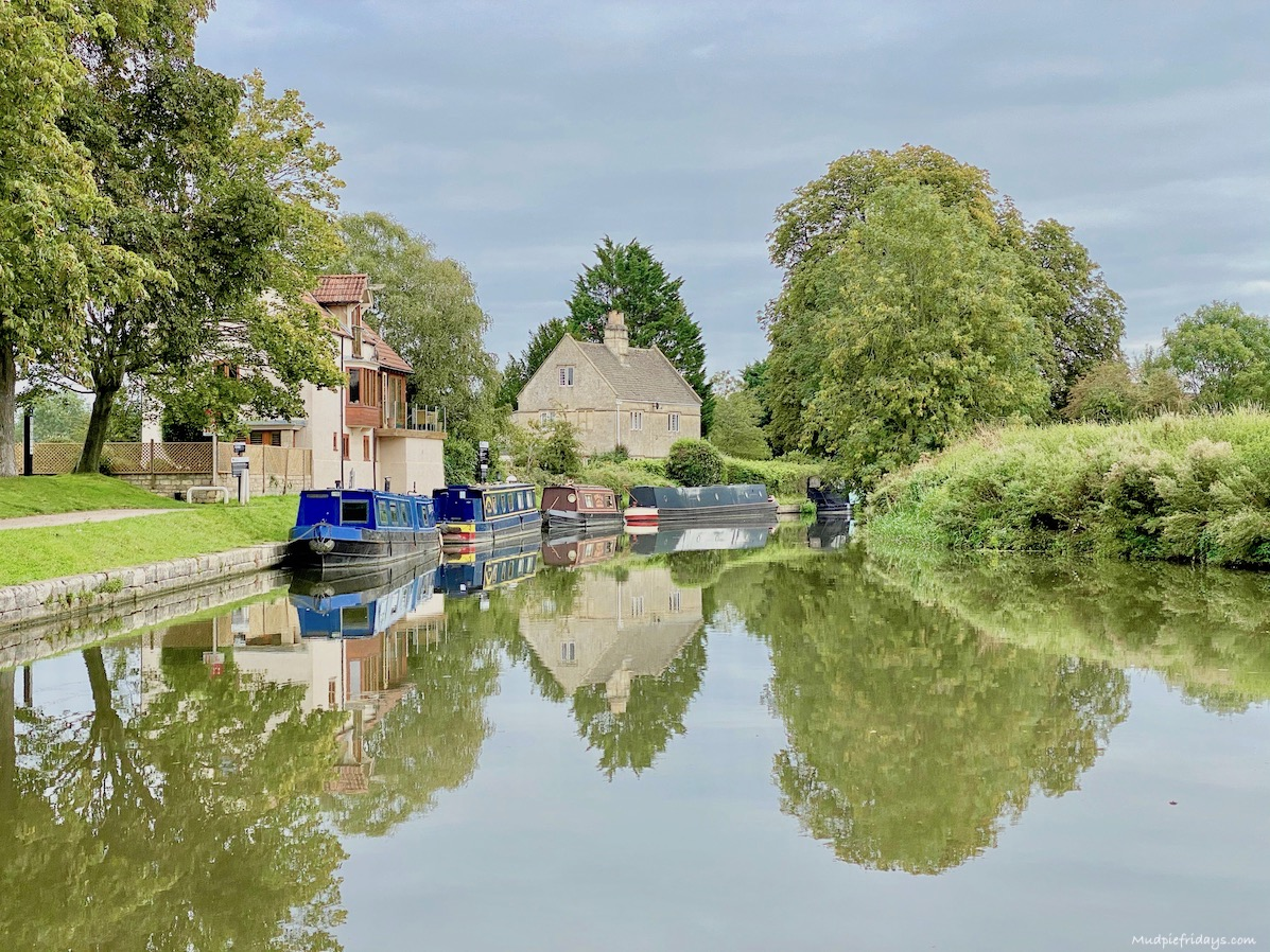 Our First Stay On A Narrowboat