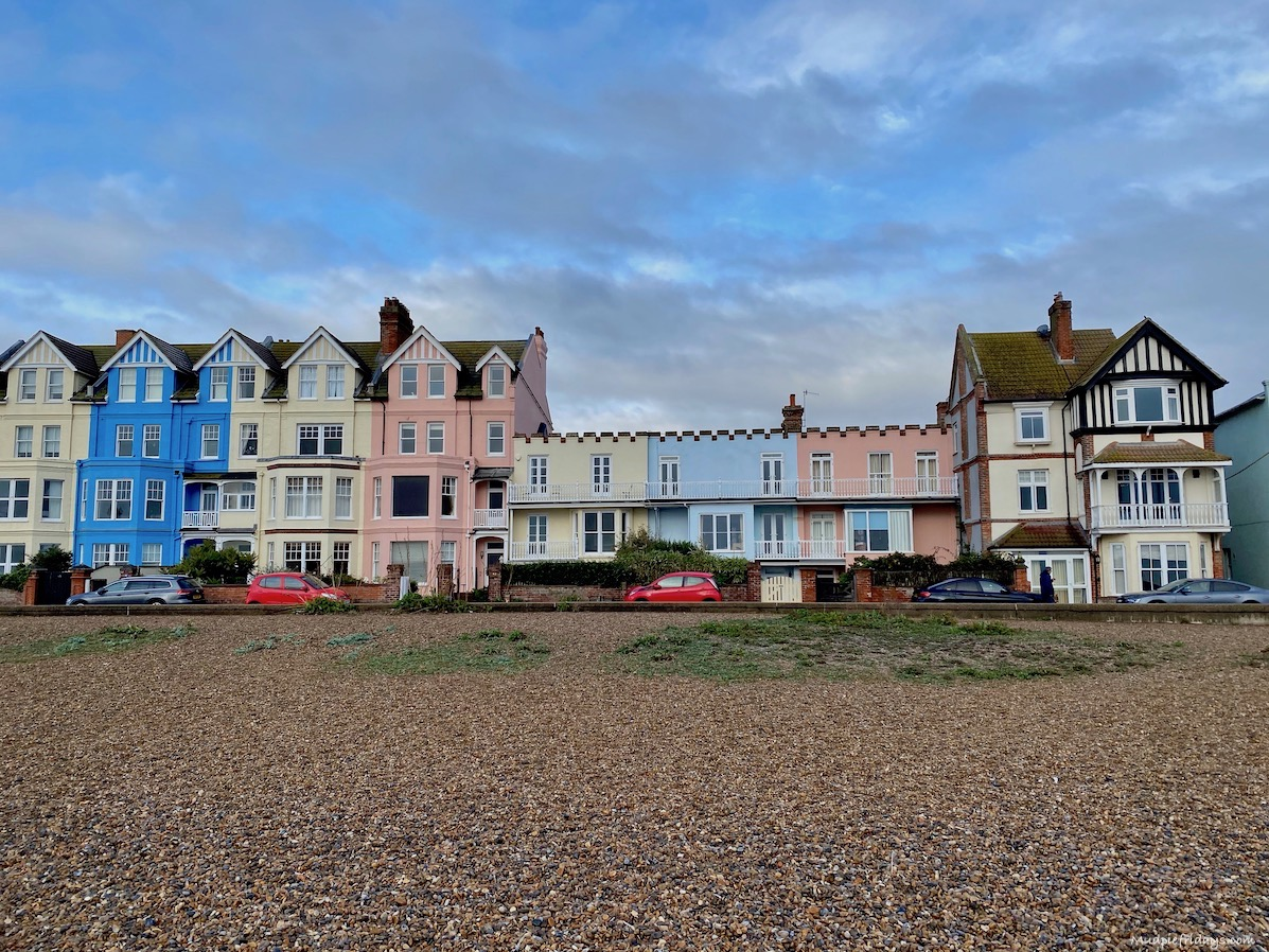 A Beachfront House in Aldeburgh