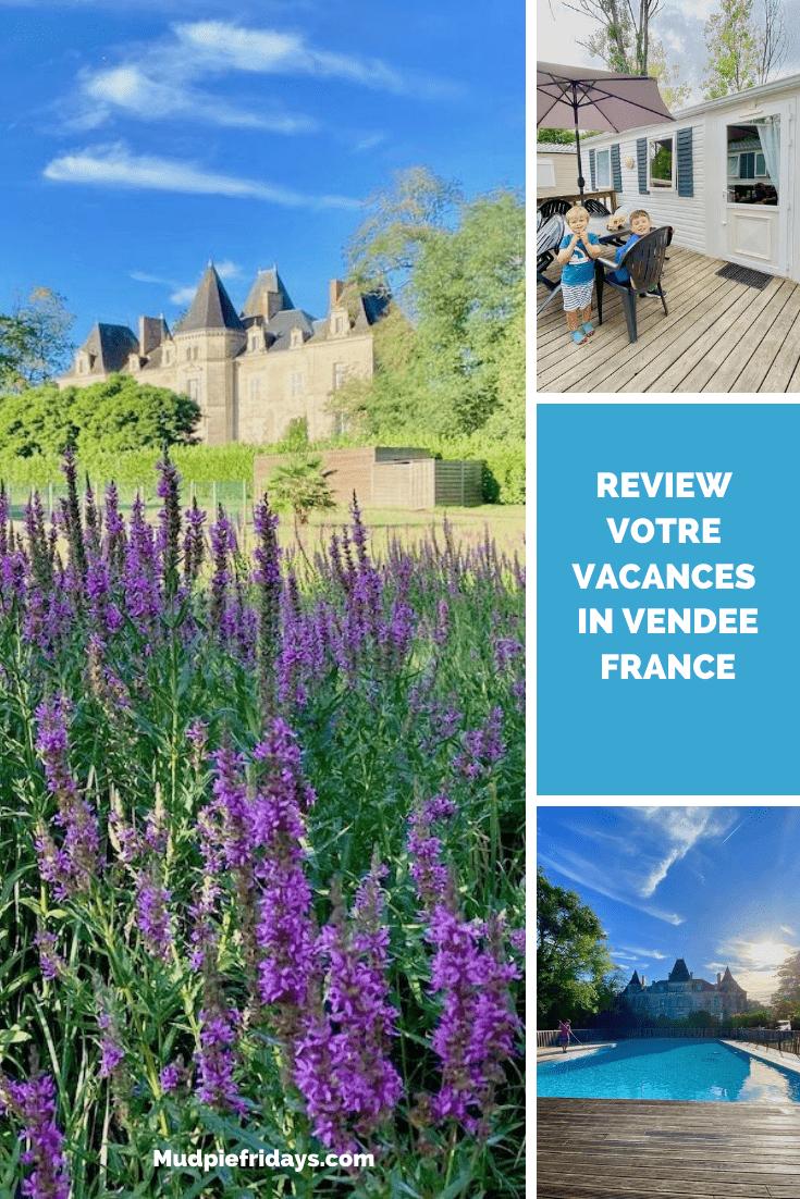 Review Votre Vacances in Vendee