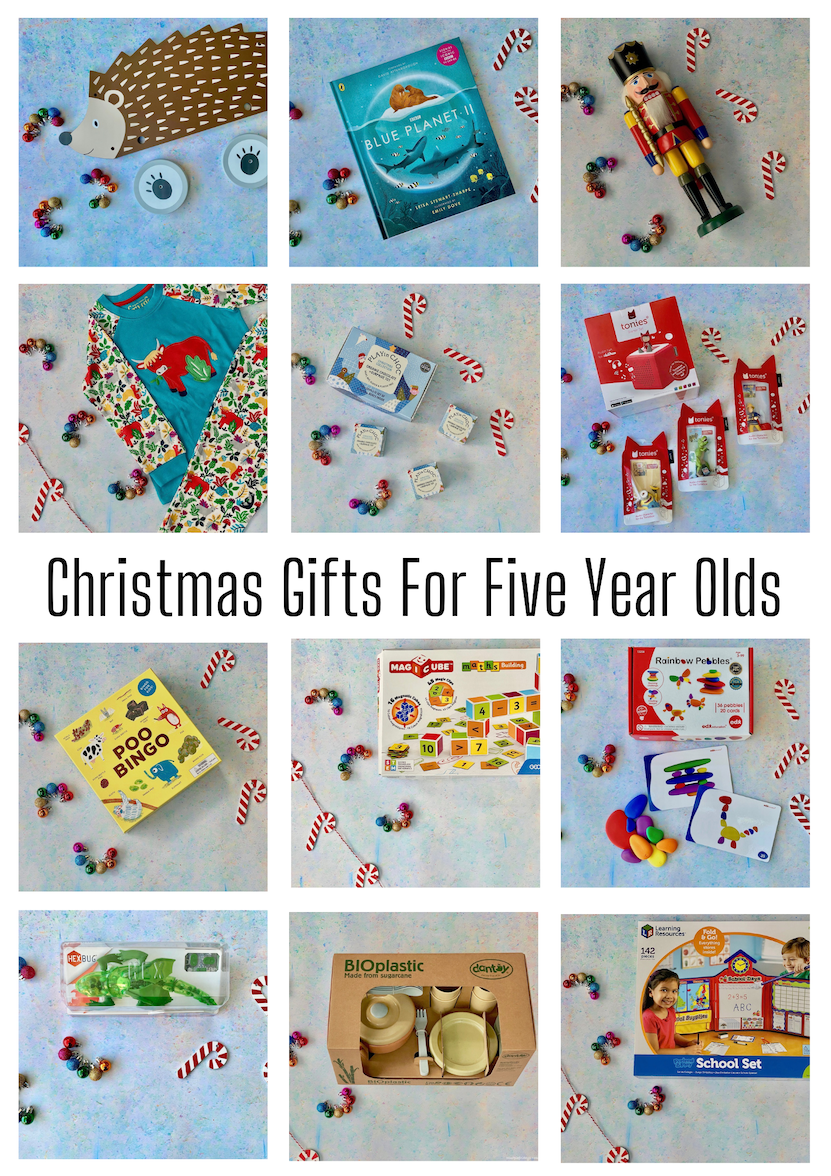 Christmas Gifts For Five Year Olds