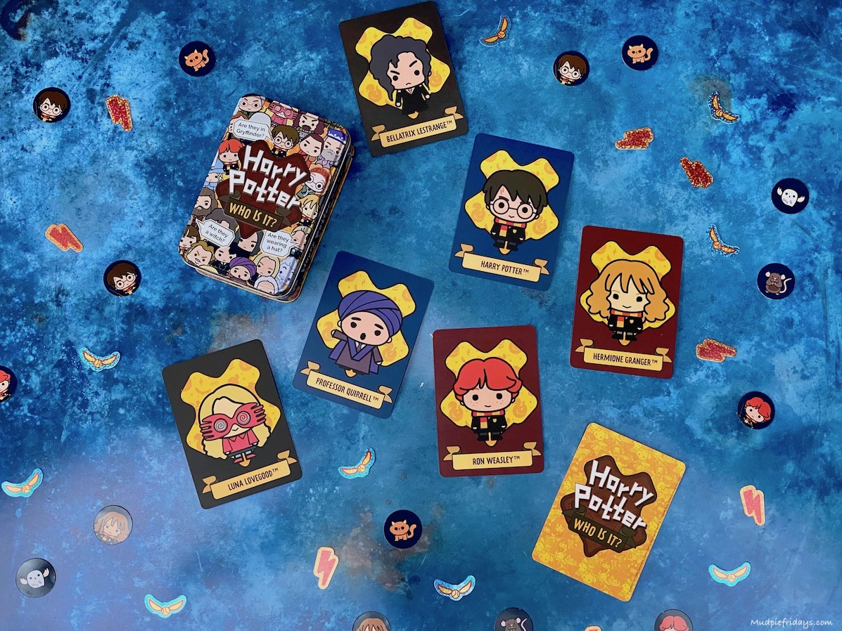 Warner Brothers Harry Potter Who Is It Card Game