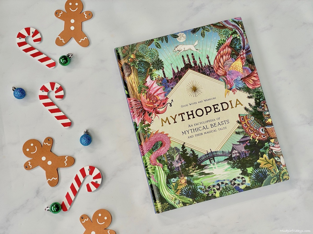 Mythopedia: An Encyclopedia of Mythical Beasts and Their Magical Tales Review