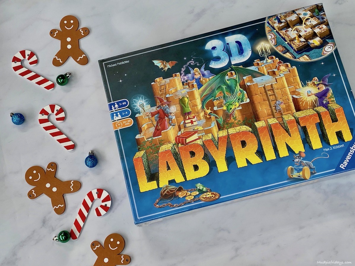 3D Labyrinth Game Review