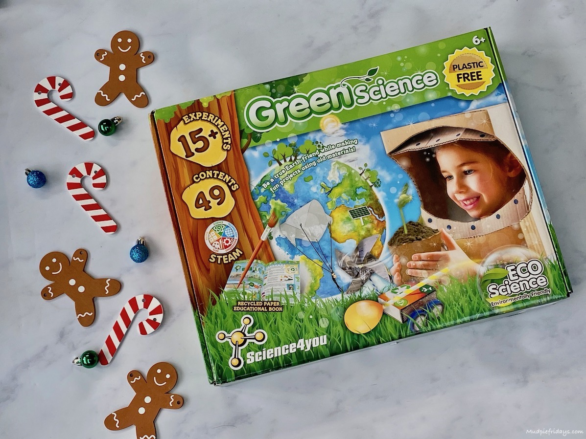 Science 4 You - Green Science Kit Review
