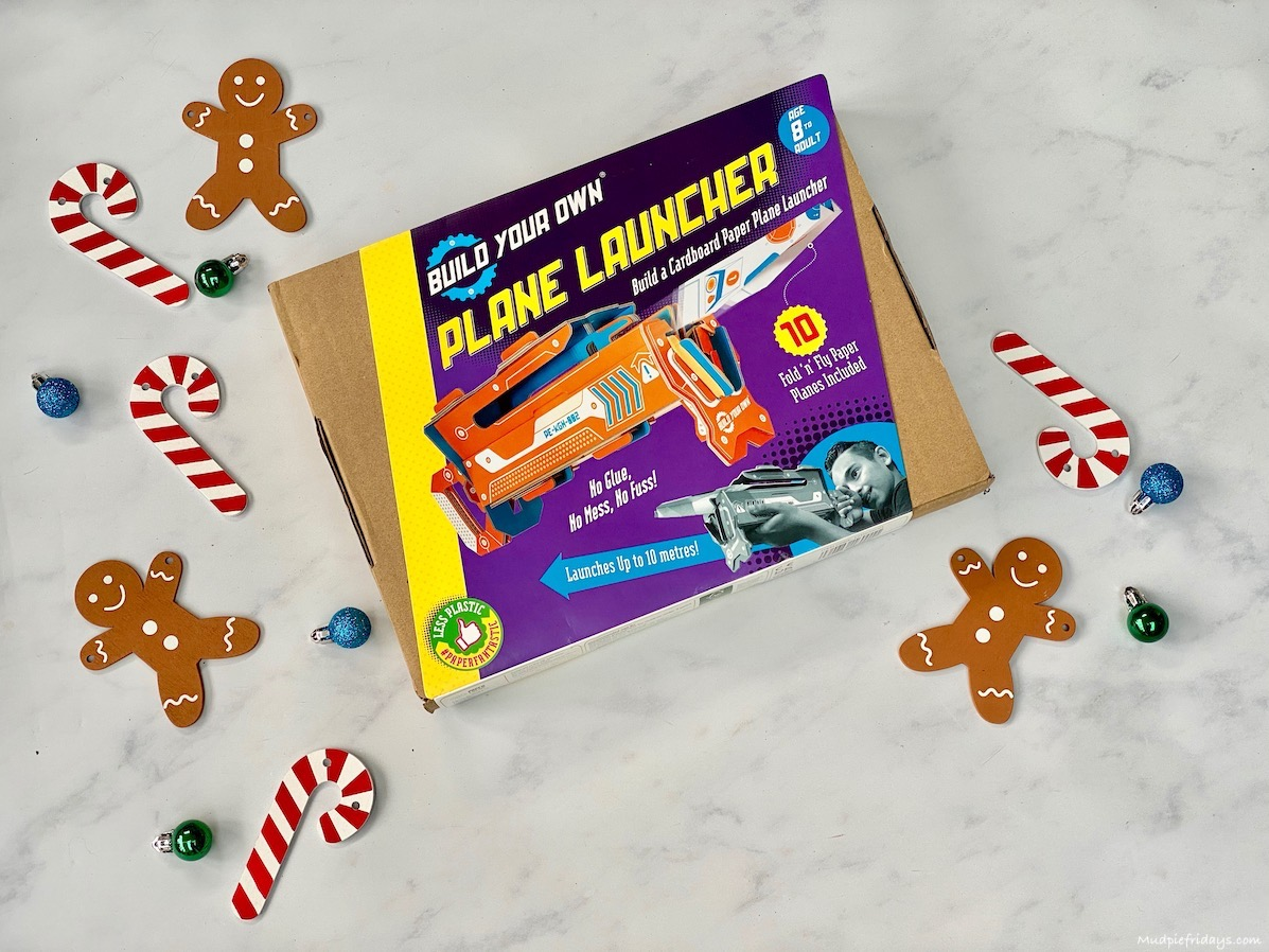 Build Your Own Plane Launcher Review