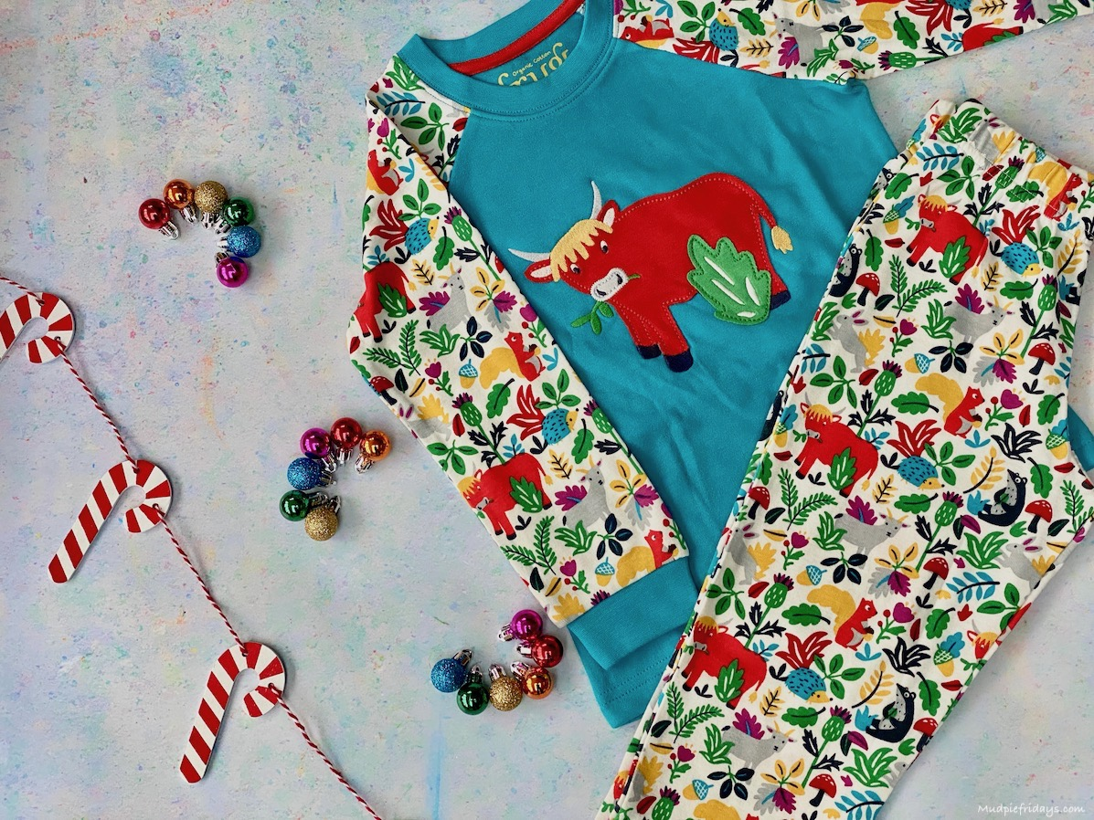 Ace PJs from Frugi review