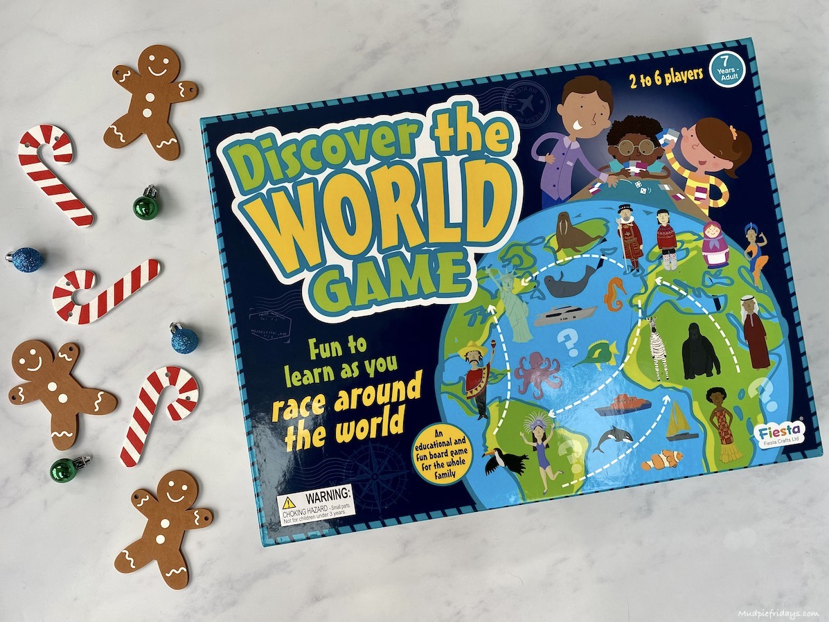 Discover the World Game Review