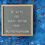 25 Gifts for Harry Potter Fans