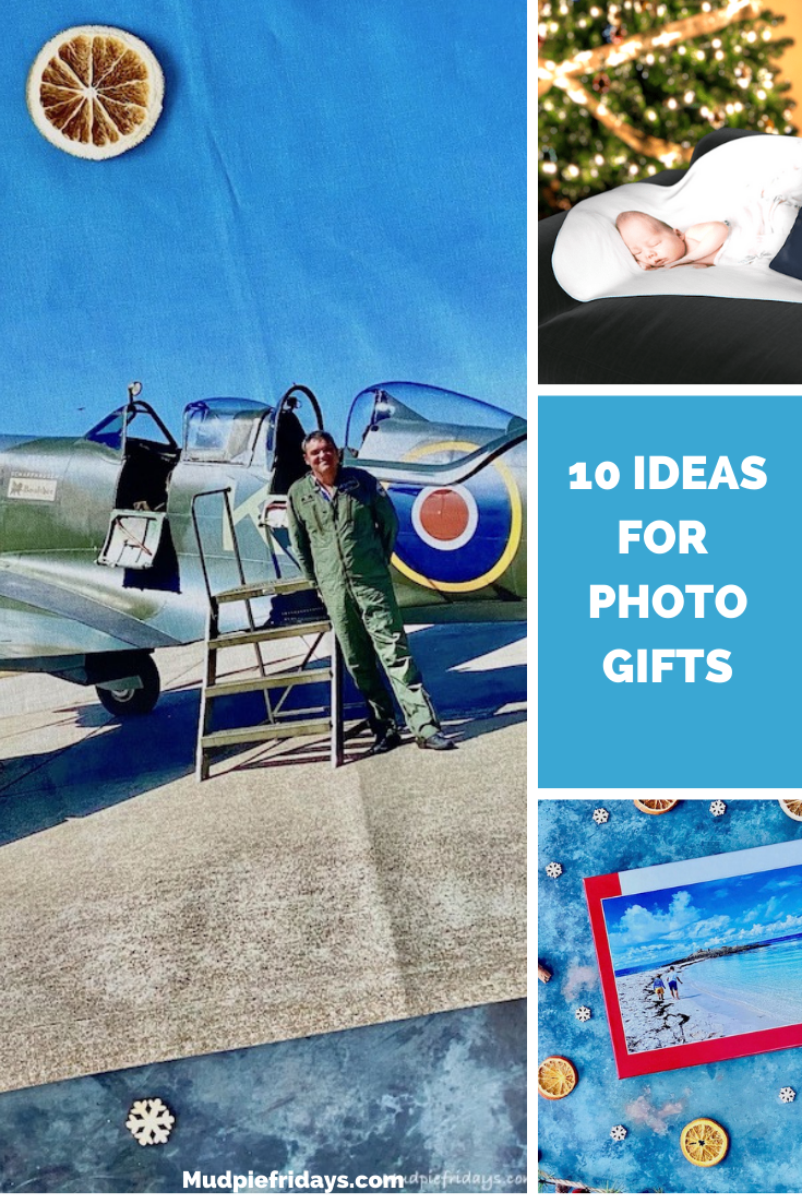 10 ideas for photo gifts