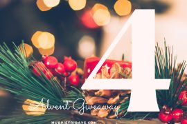 Mudpie Fridays Advent Giveaway 2020 Day 4