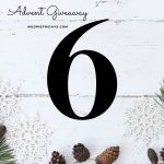 Mudpie Fridays Advent Giveaway 2020 Day 6