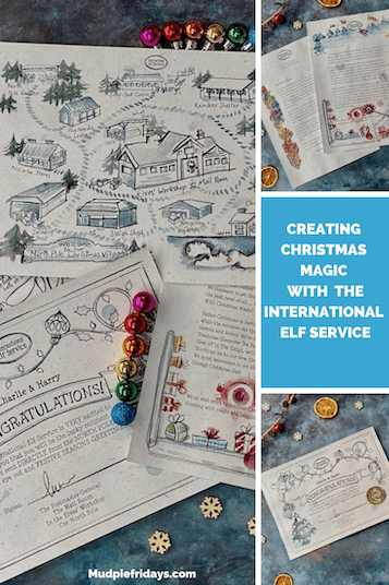 Creating Christmas Magic with International Elf Service