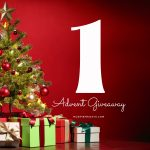 Mudpie Fridays Advent Giveaway 2020 Day 1