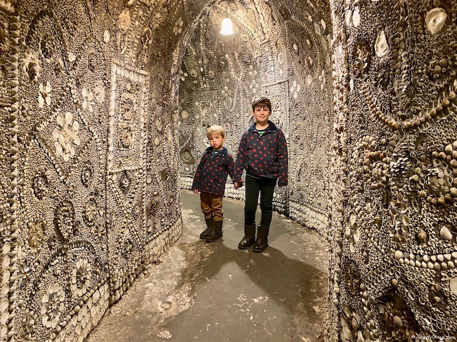 Shell Grotto Margate suitable for kids