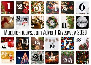 Christmas Advent Giveaway 2020