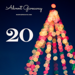 Advent Giveaway Day 20