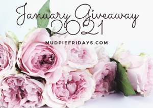 January Giveaway 2021