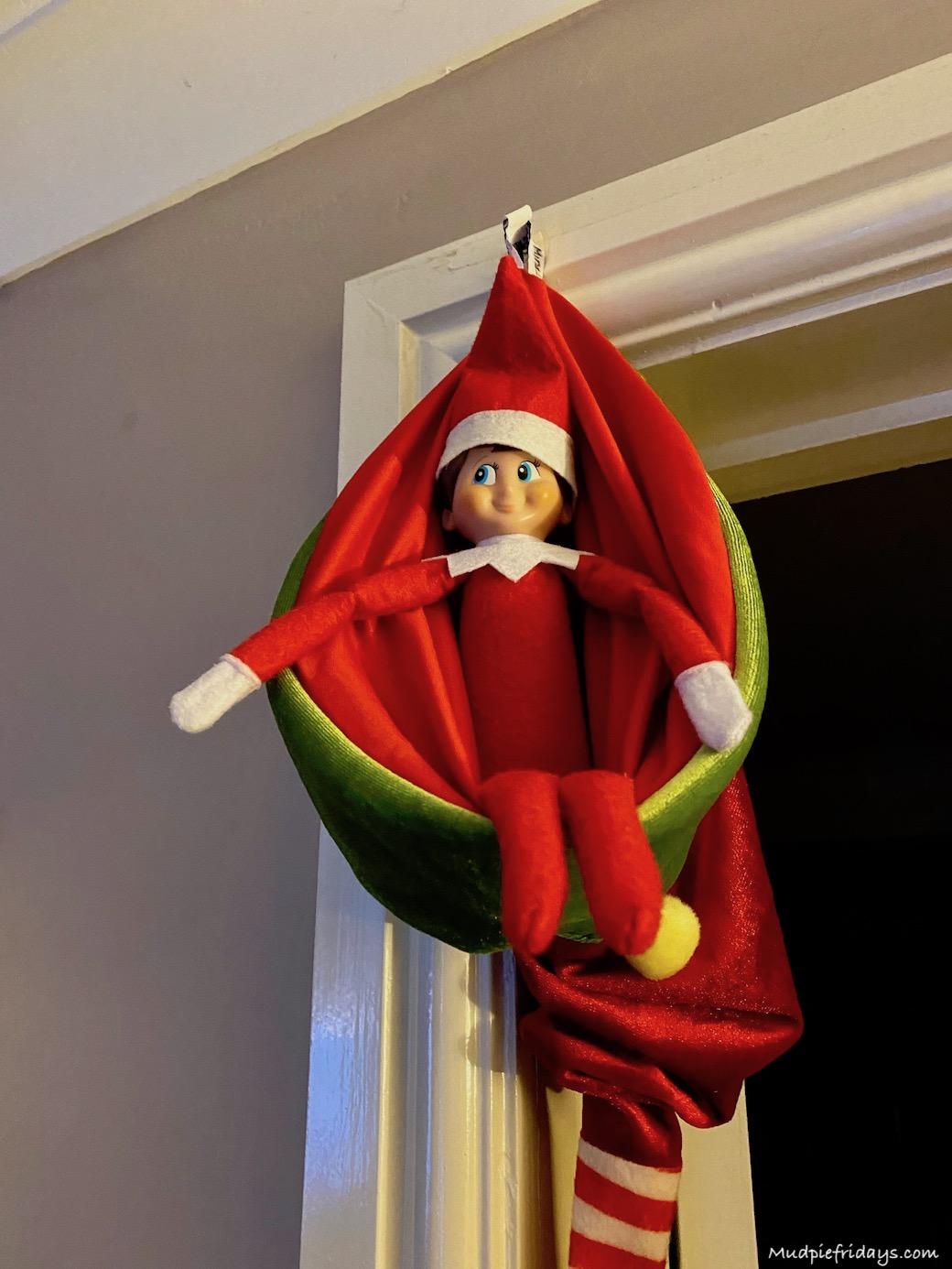 Elf on the shelf Christmas Hat