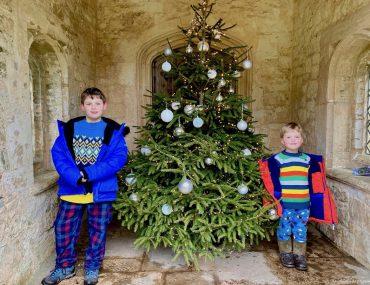 Nymans at Christmas